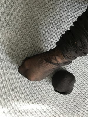 H&M Braguita negro