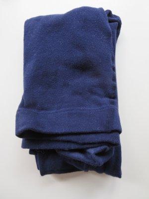 Strumpfhose Thermo warm dunkelblau Größe 36/38