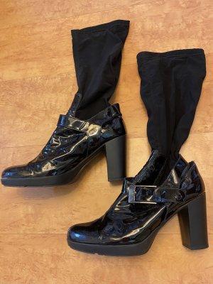 Samsonite Bottes stretch noir