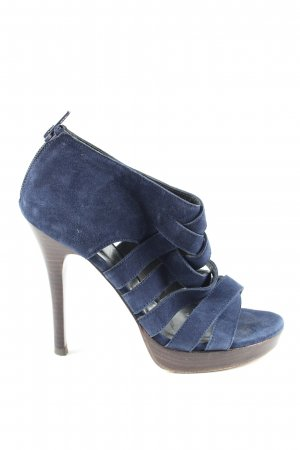 Stuart weitzman High Heel Sandaletten blau Casual-Look