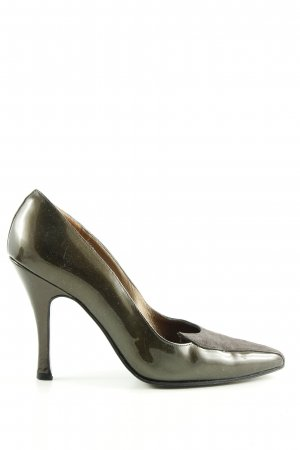 Stuart weitzman High Heels khaki-braun Business-Look