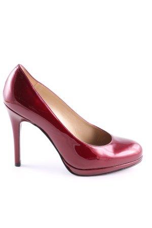 Stuart weitzman High Heels rot Elegant