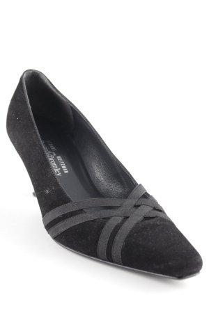 Stuart weitzman High Heels schwarz Elegant