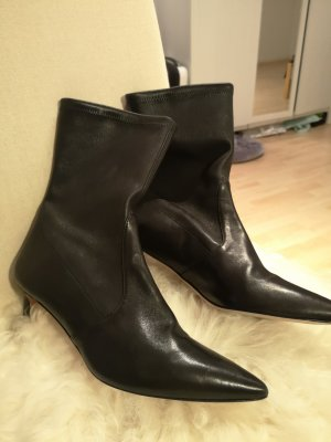Stuart weitzman Bottines à enfiler noir