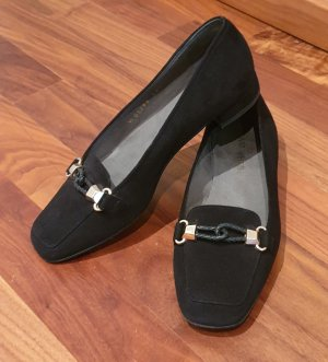Stuart weitzman Slippers black
