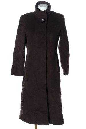 Studio Floor-Lenght Coat brown casual look