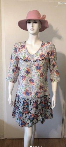 Studio Italy Kleid Sommerkleid bunt 36 neu
