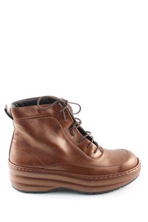 Aanrijg laarzen bruin casual uitstraling