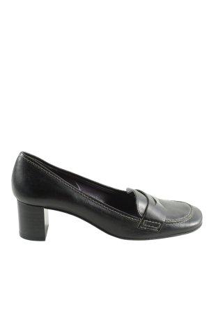 studio W Zapatos Informales negro look casual