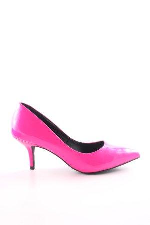 studio W Spitz-Pumps pink Elegant