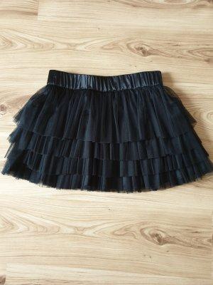 H&M Broomstick Skirt black