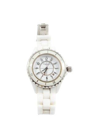 stührling Reloj analógico blanco-color plata look casual
