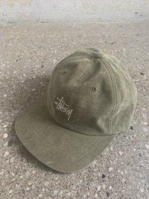 Stüssy Cap in grüngrau OS