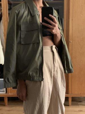 Stüssy Giacca militare cachi