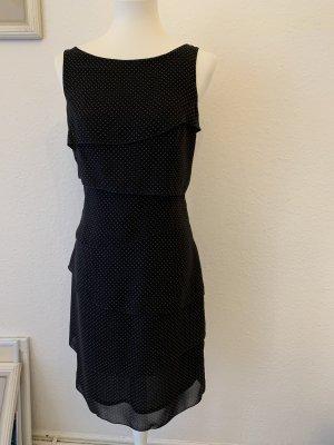 Stufen Chiffon Kleid