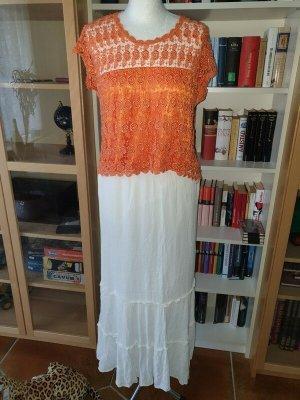 Vero Moda Maxi Skirt white
