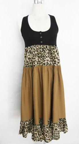 Stufenkleid Gr. M Rüschenkleid Kleid Leo