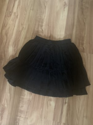 Broomstick Skirt black