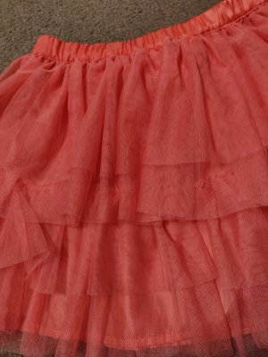 YFK Broomstick Skirt pink-pink