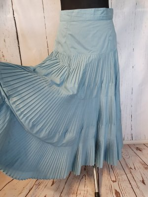 Apart Fashion Broomstick Skirt pale blue