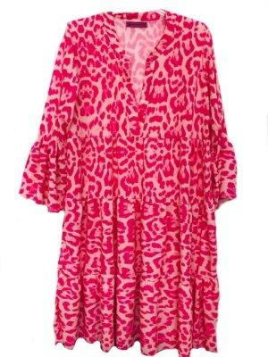 Tunic Dress multicolored viscose
