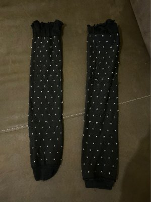 Scaldamuscoli nero-bianco