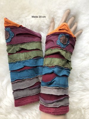 unbranded Legwarmers multicolored cotton
