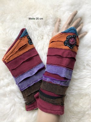 Handmade Scaldamuscoli multicolore Cotone