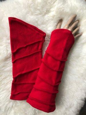 Handmade Scaldamuscoli rosso mattone Poliestere