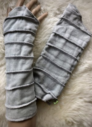 Handmade Puño gris claro Terciopelo