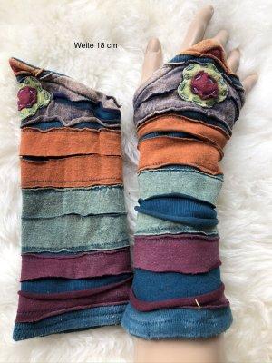 handmade Manchetten veelkleurig Katoen