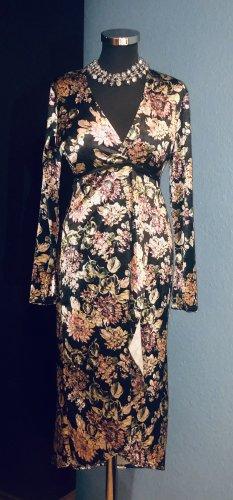 Stunning Topshop Oriental Wickelkleid