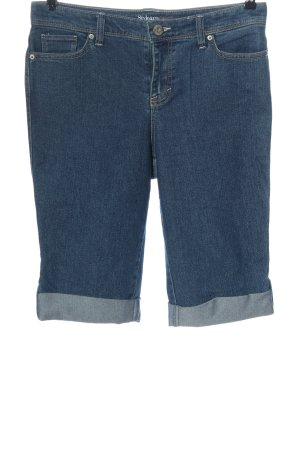 Style & co Spijkershort blauw casual uitstraling