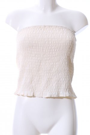 style envy Bandeautop creme Casual-Look