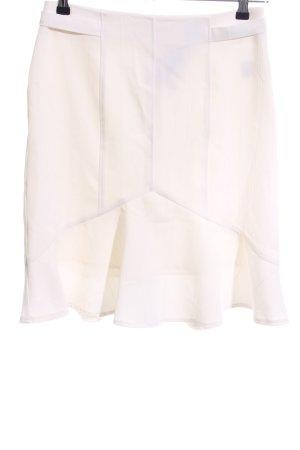 Style Jupe à godet blanc style décontracté