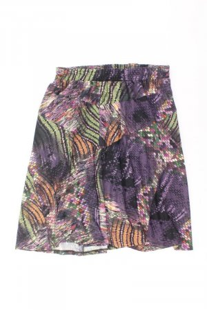 Stretch Skirt multicolored polyester