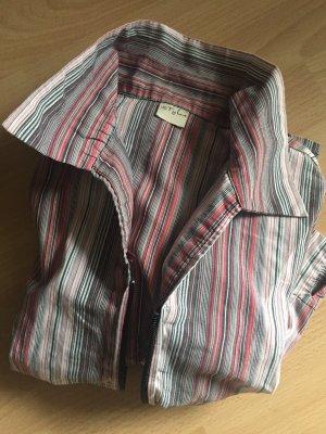 Style Połyskująca bluzka Wielokolorowy