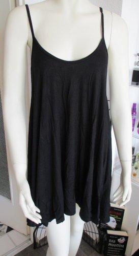 Beach Dress black viscose