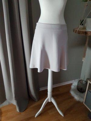 Express High Waist Skirt camel polyester