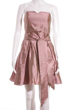 styleshake.com Bandeau Dress dusky pink Paris-Look