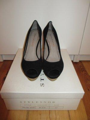 Stylesnob Joline High in black - Gr. 37
