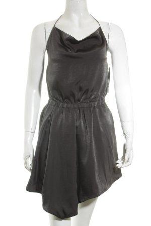 Stylestalker Kombinezon czarny Detal z warstwy tkaniny