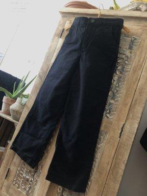 MONKL Pantalone a vita alta nero