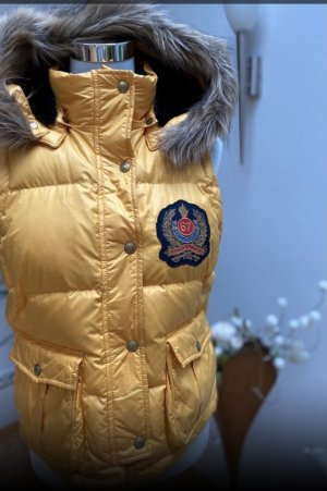 Polo Ralph Lauren Down Vest gold orange-yellow