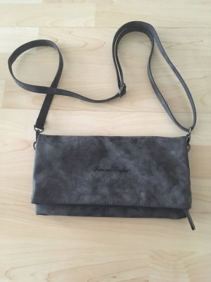 Fritzi aus preußen Crossbody bag anthracite-black