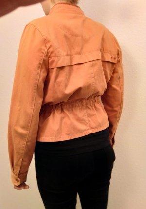 Anthropologie Short Jacket russet