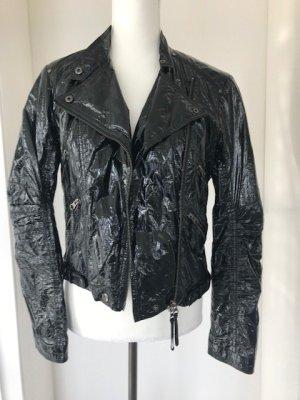Ambiente Veste motard noir fibre synthétique