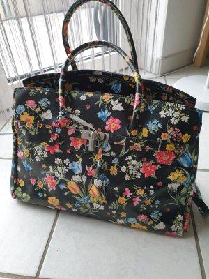 Stylische Flowertasche