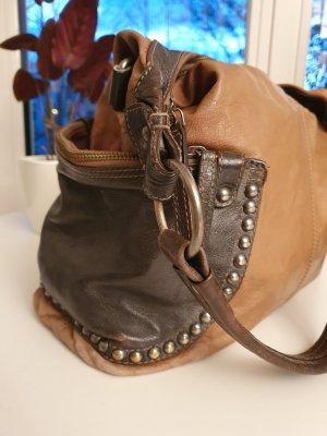 """Stylische Handtasche """"FredsBruder"""" - Echt Leder"""