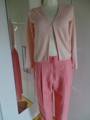7/8 Length Trousers pink-pink viscose